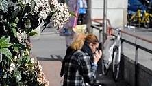 Sole, fiori e caldo:  la città si gode  24 ore di primavera