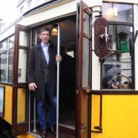 Digital Week, lo storico tram Carrelli diventa 'digitale'