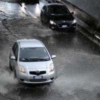 Pioggia, allerta fiumi nel Milanese: scattato il codice giallo