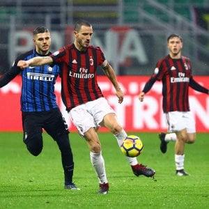 La Lega ha deciso: il derby di Milano si recupererà il 4 aprile