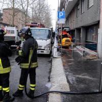 Fuga di gas, evacuato palazzo di otto piani a Milano