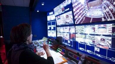 Foto  Teatro alla Scala, la 'prima volta' della Filarmonica in 4k e in diretta streaming