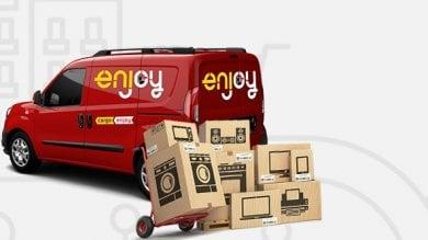 Enjoy in formato cargo debutta  lo sharing del trasporto cose