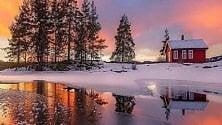 """""""Be nordic"""": alla scoperta  del grande Nord, aurore  e ricette della felicità"""