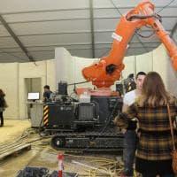 A Milano la prima casa stampata in 3D, esposta a Design Week