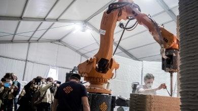 Milano, nasce la prima casa stampata in 3D: 100 mq direttamente dal futuro  -   Video