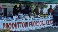 Terremoto, doppio  mercato agricolo  per Amatrice: pecorino  e guanciale solidali