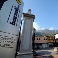 Giallo nella fonderia di Marcheno, la procura generale avoca l'inchiesta