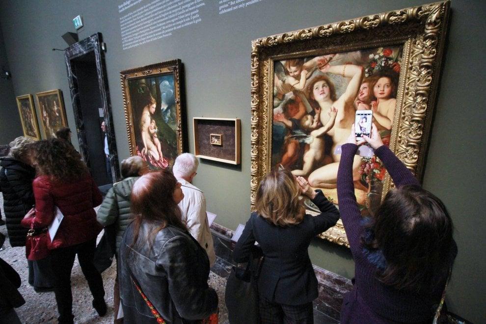 Brera, riaprono i saloni napoleonici: nuove luci per i capolavori rinascimentali