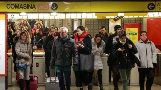 Mezzi pubblici a Milano, il 2017 è l'anno d'oro di Atm: registrati 750 milioni di passeggeri, un record