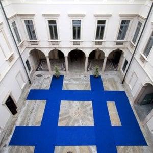 """Torna a risplendere Palazzo Citterio: 6500 metri quadrati da favola per far nascere """"Brera Modern"""""""