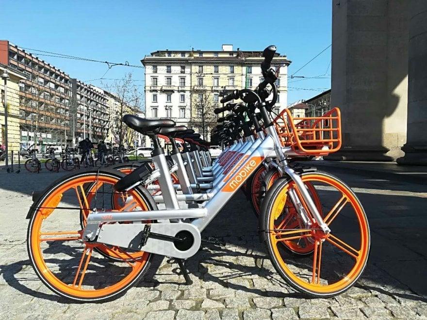 Bike sharing, Mobike allarga l'offerta con le nuove bici con le marce
