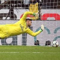 Milan-Napoli 0-0: Donnarumma frena la corsa degli azzurri
