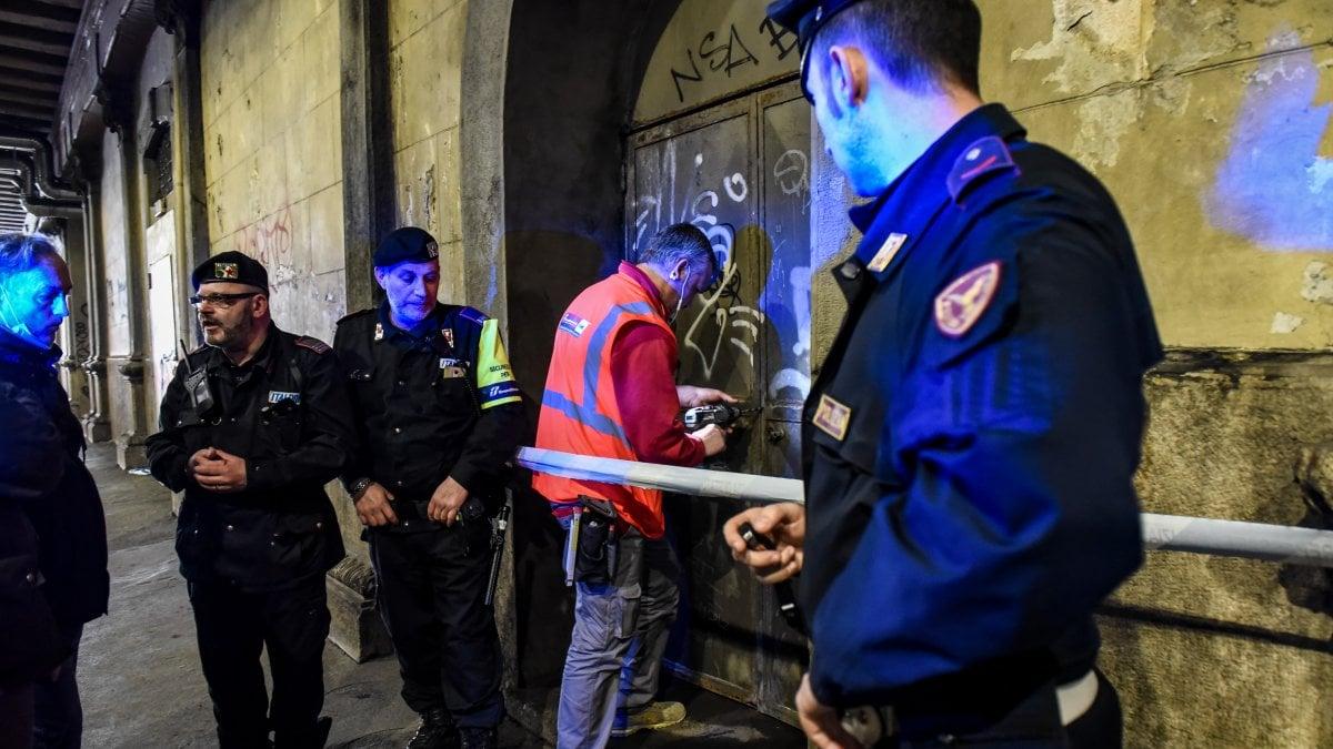 Milano, trovati resti umani in ex deposito vicino alla stazione Centrale