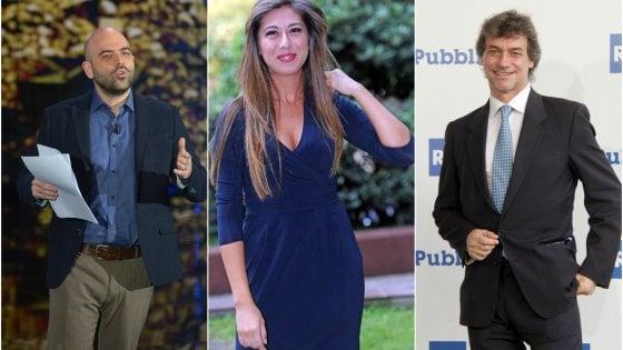 Alberto Angela, Roberto Saviano e Virginia Raffaele candidati ai Diversity Media Awards: voto online fino al 20 maggio