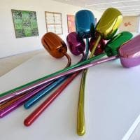 Fondazione Prada, ecco la Torre di Koolhaas: sei piani di opere d'arte
