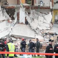 Crollo della palazzina a Rescaldina: morto l'uomo ricoverato