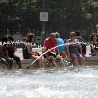 Apollo arriva a Milano: una settimana di afa e caldo record