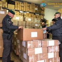 Como, sgominato traffico di falsi Saint  Laurent: chiuse due società, sequestri