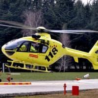 Cade deltaplano a motore nel milanese, due feriti