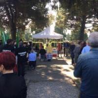25 aprile: al cimitero Maggiore la commemorazione dei caduti repubblichini