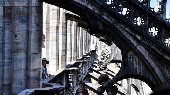 Milano Le Terrazze Del Duomo Aperte Un Ora In Più Di Sera