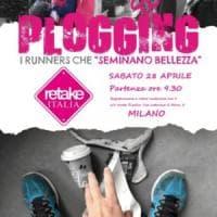 Ambiente, a Milano arriva il 'Plogging': la corsa per ripulire la città