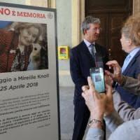 25 aprile a Milano, commemorazioni al via con il ricordo di Mireille Knoll