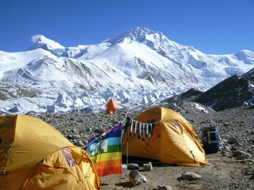 Italiano morto sull'Himalaya: sul suo sito le foto delle vette conquistate
