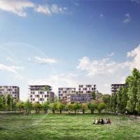 Mille case a 3mila euro al metro immerse in un parco da 200mila metri: a Milano rinasce l'area Calchi-Taeggi