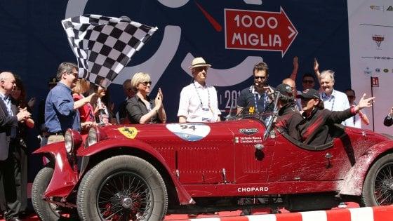 La 1000 Miglia torna a Milano dopo 70 anni: il 19 maggio la Freccia rossa passa sotto la Madonnina
