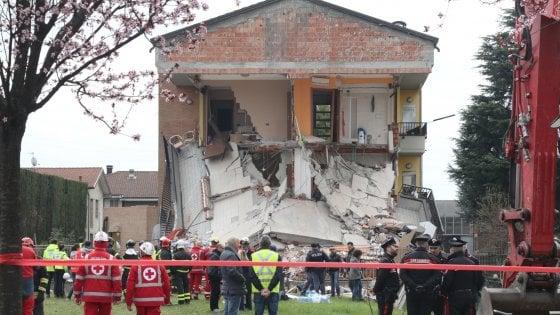 Crollo palazzina a Rescaldina, consegna record di case Aler agli sfollati