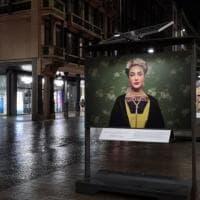 """Le immagini ispirate a quadri famosi scattate col telefonino: """"Un nuovo Rinascimento della..."""