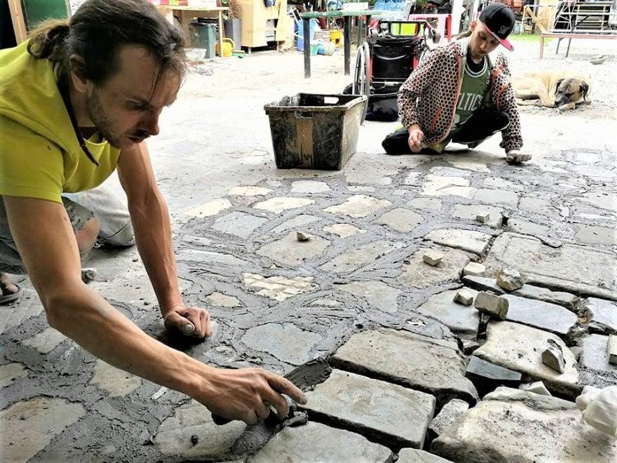 Milano, via le barriere architettoniche dai centri sociali: i lavori al Torchiera