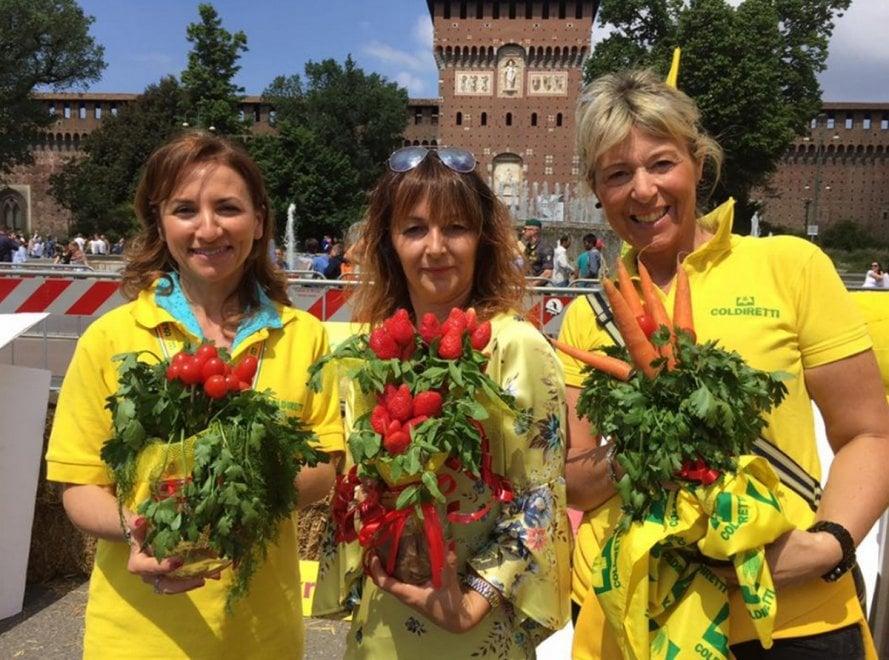 Festa della mamma, rapanelli/asparagina o carote/prezzemolo: il bouquet alternativo della Coldiretti