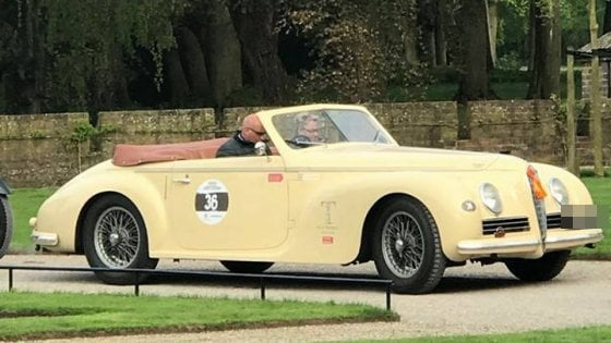 Brescia, rubata un'auto storica della Mille Miglia: è una vettura del 1942