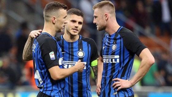 Inter, Champions o dolori: senza il quarto posto big a rischio