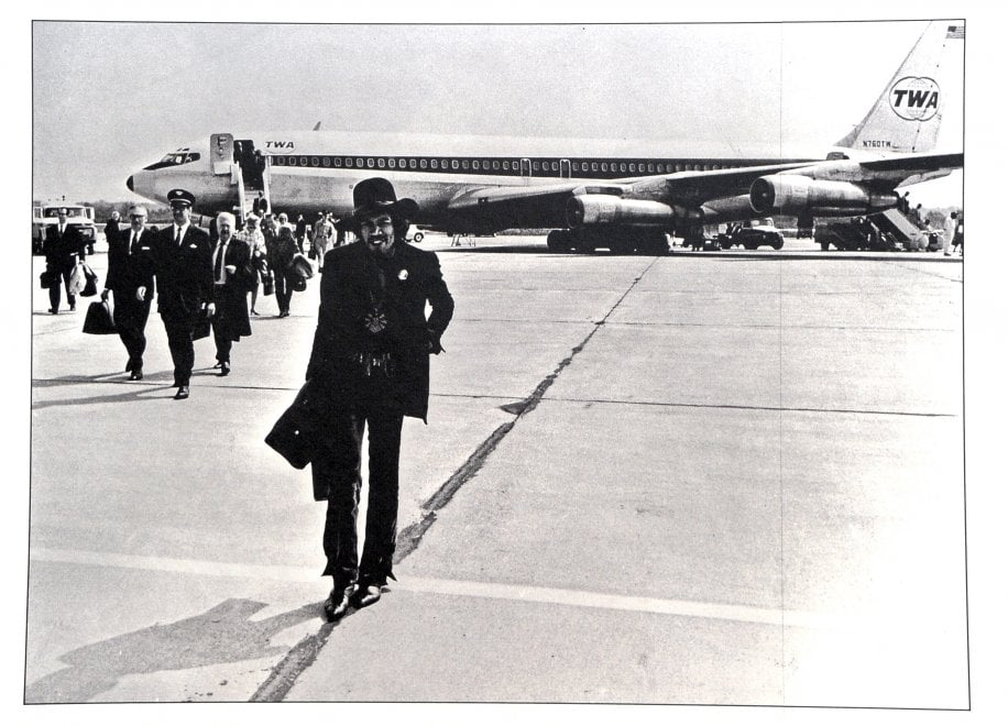 Jimi Hendrix, 'The Italian Experience': in mostra a Milano il tour italiano del '68