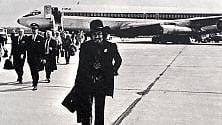 Jimi Hendrix, 'The Italian  Experience': in mostra  il tour italiano del '68
