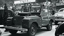 La Land Rover festeggia  i suoi 70 anni: il raduno  tra le colline del pavese