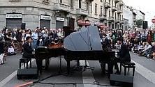 Piano City: 470 concerti e 100mila presenze per un week end di musica