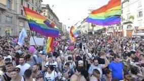 Rep:  Milano Pride, la Lega si oppone ma M5s dice sì   di PIERO COLAPRICO