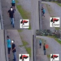 Bergamo, si fanno i selfie durante il furto in una cava: arrestati