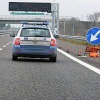 Auto contromano sulla tangenziale Est di Milano: un ferito grave