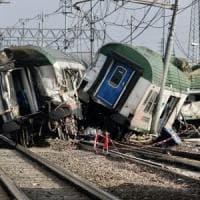 Treno deragliato a Pioltello: nuovi accertamenti sul terzo vagone