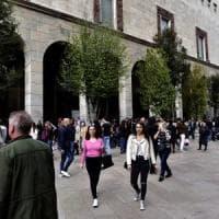 Milano, senzatetto trovato morto nel parcheggio della Rinascente in Piazza