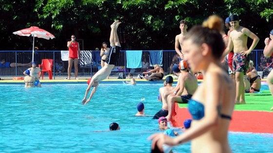 Piscine aperte a partire dal weekend del 2 giugno a milano riparte la stagione dei tuffi - Milano sport piscine ...