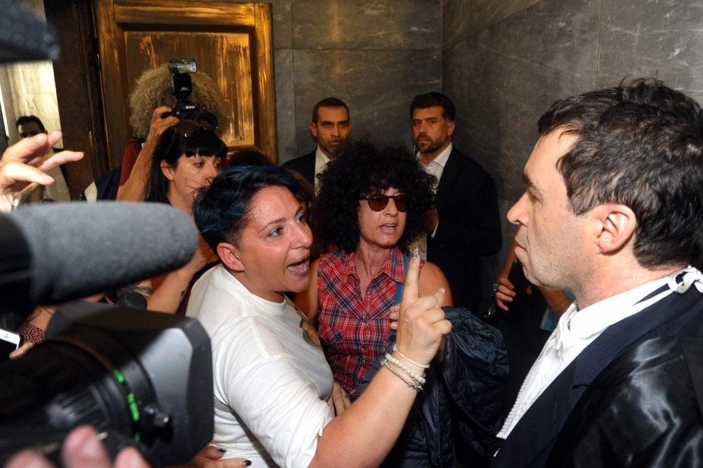 Milano, processo Uva: la rabbia della sorella Lucia e della nipote