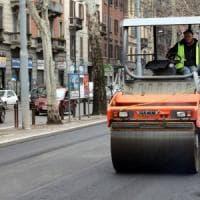Milano, cantieri in piazza V giornate per tutta l'estate: da lunedì modifiche al percorso dei mezzi pubblici