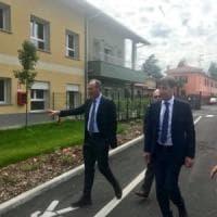 A Monza nasce il 'Paese ritrovato' primo borgo per malati di Alzheimer in Italia